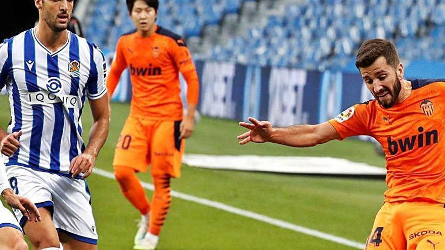 David Silva no volverá a Mestalla