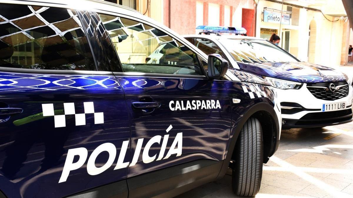 Detenido un joven de 20 años por un robo con fuerza en una casa en Calasparra
