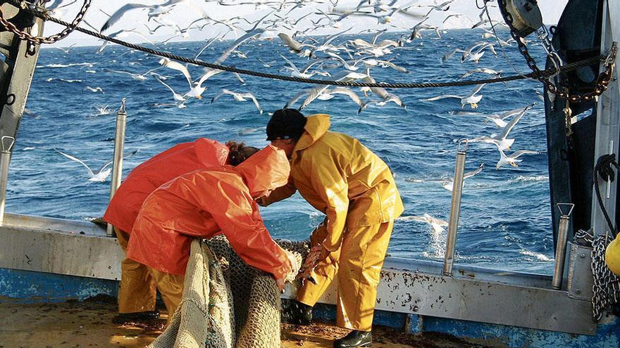 Fischer auf Mallorca streiken