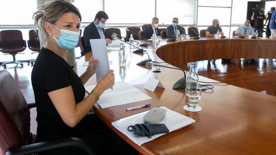 El Gobierno canario asegura que los ERTE seguirán aun sin estado de alarma