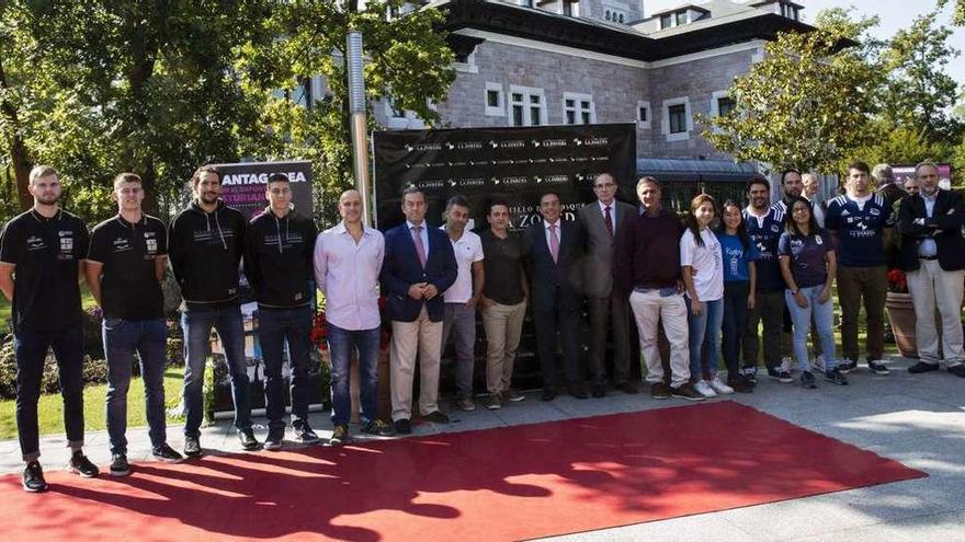 El Oviedo Baloncesto, hoy ante el Gipuzkoa de Salvó, Pérez y Swing