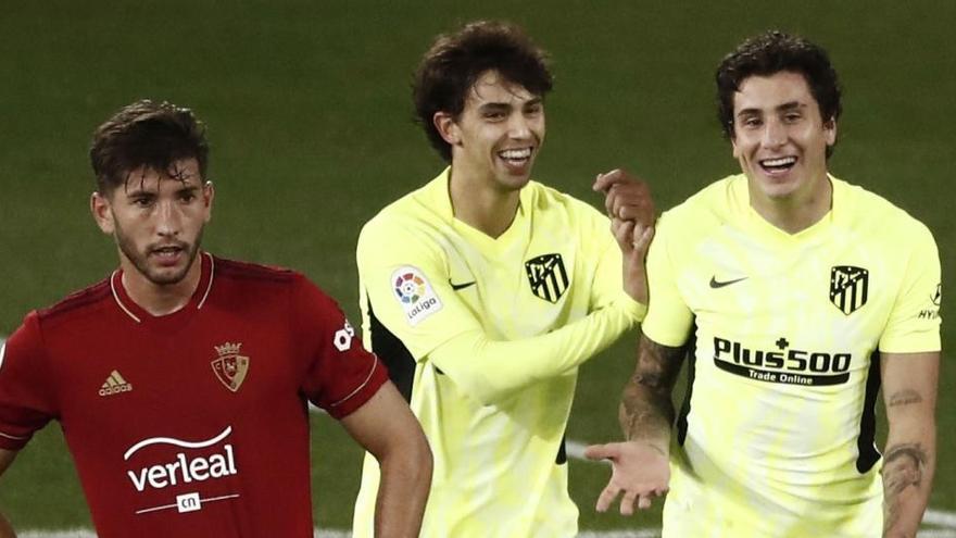Los goles de la jornada 8 de LaLiga: del zarpazo de Hazard al doblete de Joao Felix