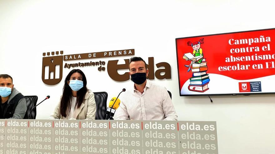 El absentismo escolar se dispara en Elda por la pandemia