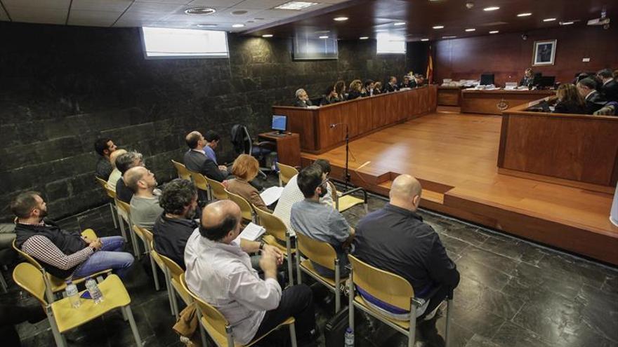 Los hosteleros de Cáceres ya han pagado a los vecinos pero continúan pendientes de la cárcel