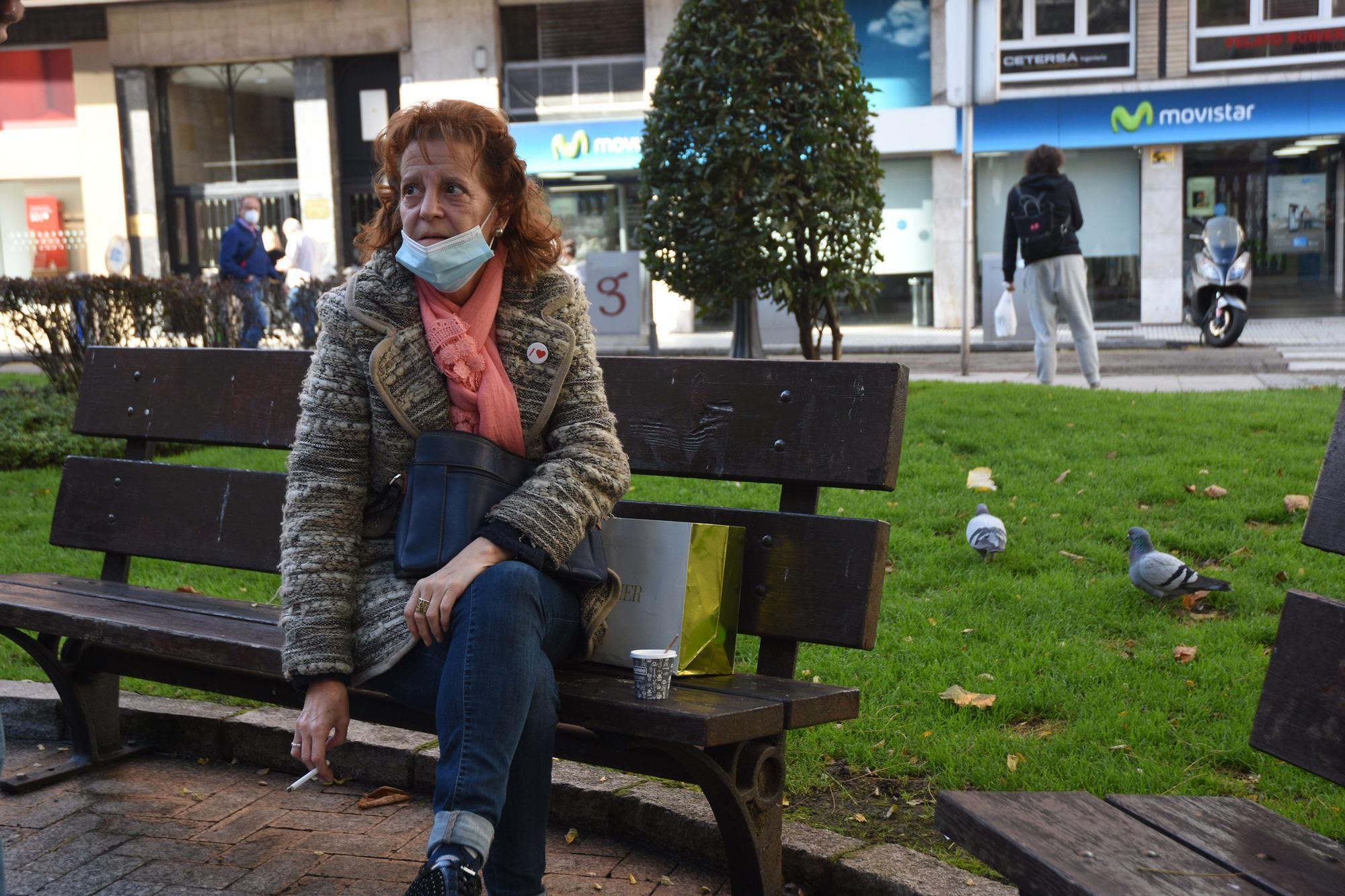 """La obligada moda del """"take away"""" en Gijón"""