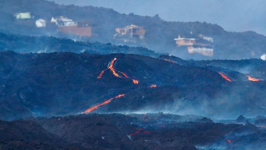 El calor del volcán equivale al de 4.000 bombas como la de Hiroshima