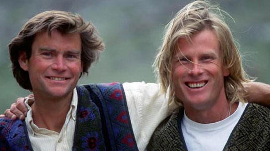 Hallan los cuerpos de dos alpinistas desaparecidos en 1999