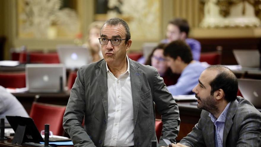 Podemos no ve sentido a que el partido de Errejón se presente en Baleares