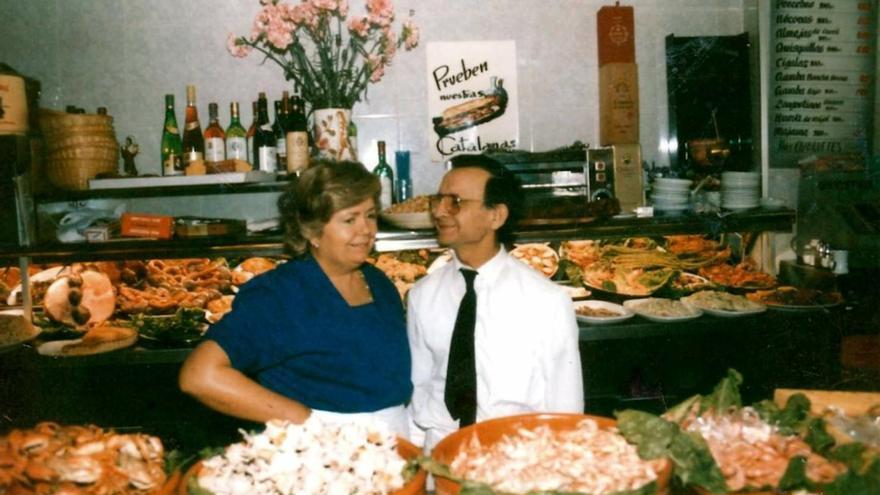 La hostelería murciana, de luto por la muerte de la cocinera Consuelo Ibáñez, esposa de Pepe El Torrao