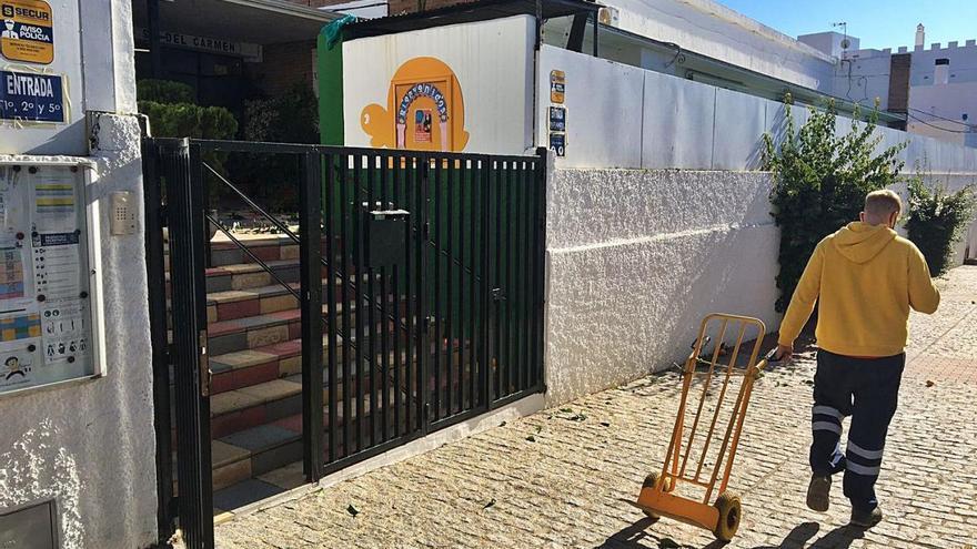 Invierten 3,6 millones de euros en el mantenimiento de centros educativos