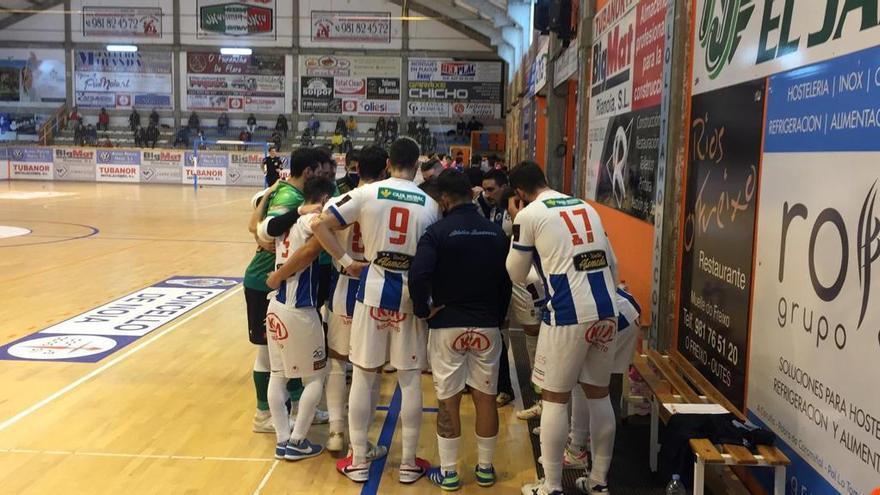 Fútbol Sala | El Atlético Benavente acarició la victoria frente al líder, el Noia