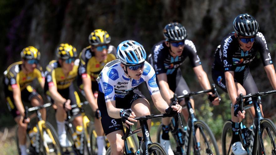 Vídeo resumen de la etapa 19 de la Vuelta a España 2021