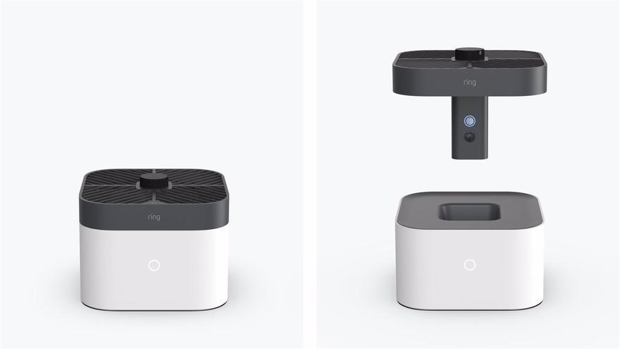 Amazon se mete en el negocio de la seguridad y lanza un dron de vigilancia