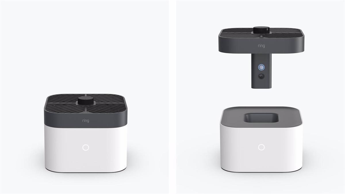 Amazon's security drone.