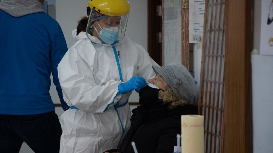 Un cribado masivo en Mayalde detecta 8 nuevos casos de COVID en el muncipio