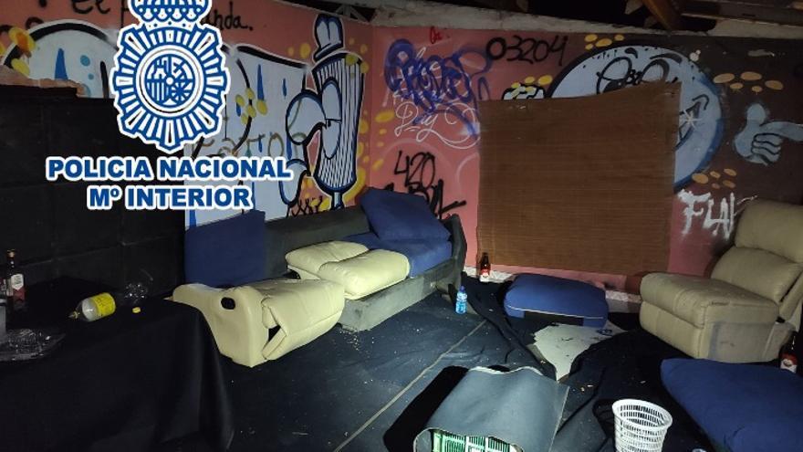 """La Policía interviene en una """"casa de citas"""" donde habría mujeres contagiadas de coronavirus"""