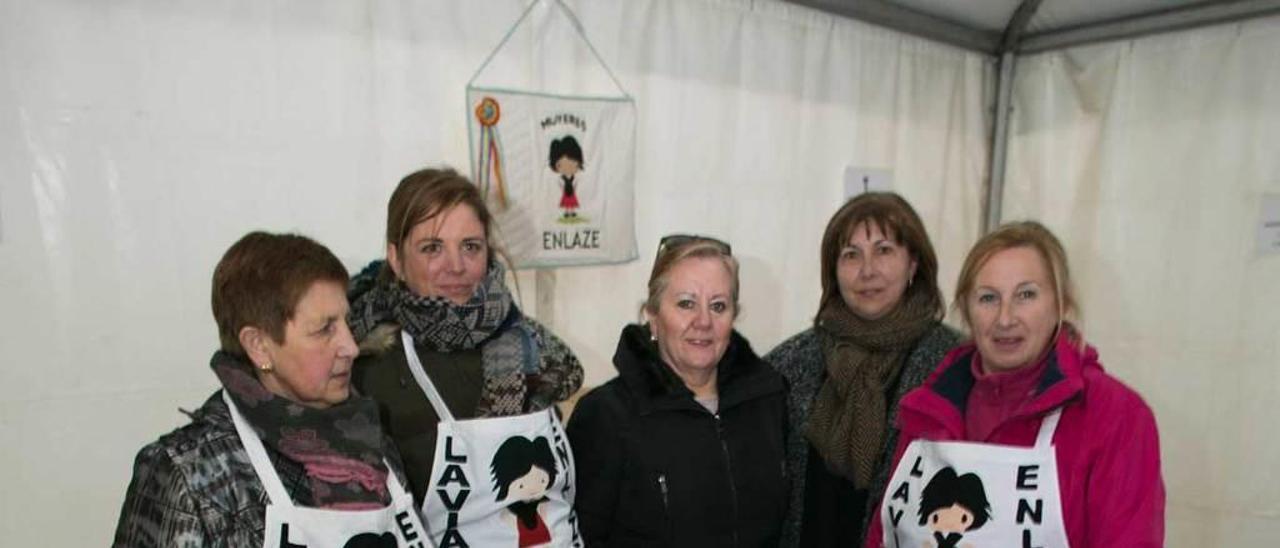 Participantes en el festival de marañuelas en la pasada edición.