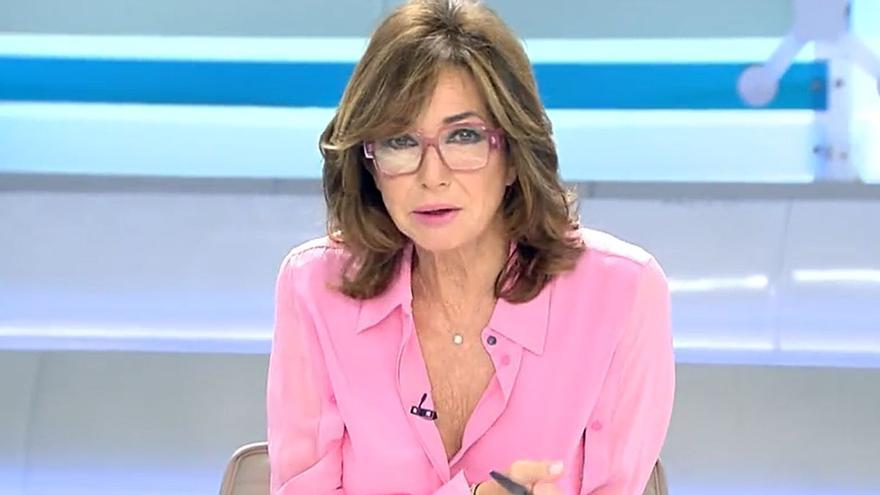 """Ana Rosa arremete contra una diputada de JxCat: """"Me parece de mala educación"""""""