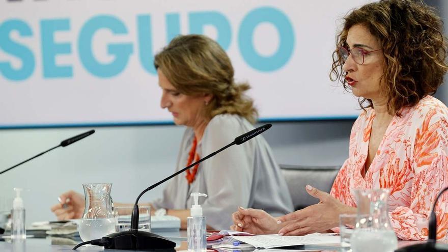 La Generalitat pide la presencia de los presos independentistas en la Mesa de Diálogo