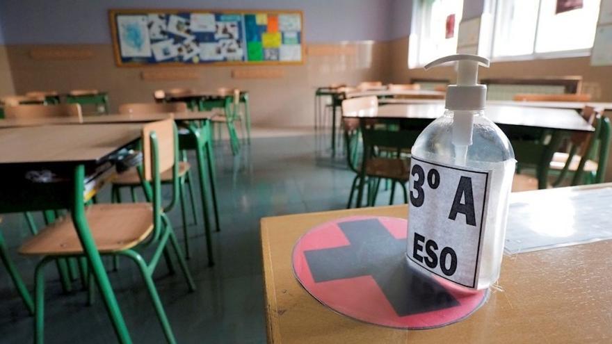 ENCUESTA | ¿Crees que la vuelta a las aulas será más segura que el año pasado?