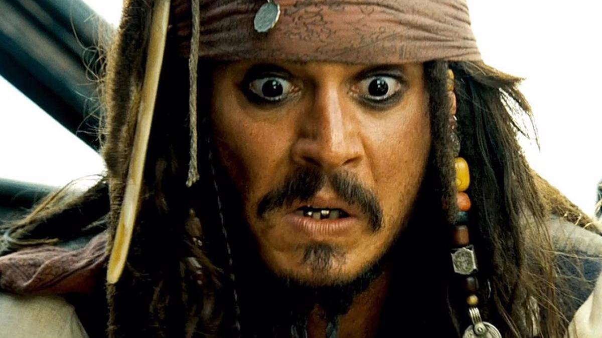 Johnny Depp ya no será Jack Sparrow.