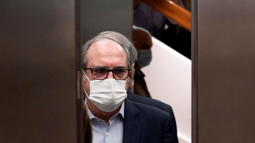 "Gabilondo admite su derrota: ""No he sido capaz de abrir espacios para un debate sosegado"""