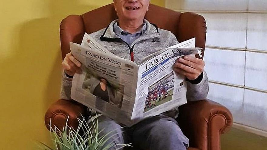 """Con 75 años y superó el virus sin pasar por el hospital: """"Ya casi soy yo"""""""