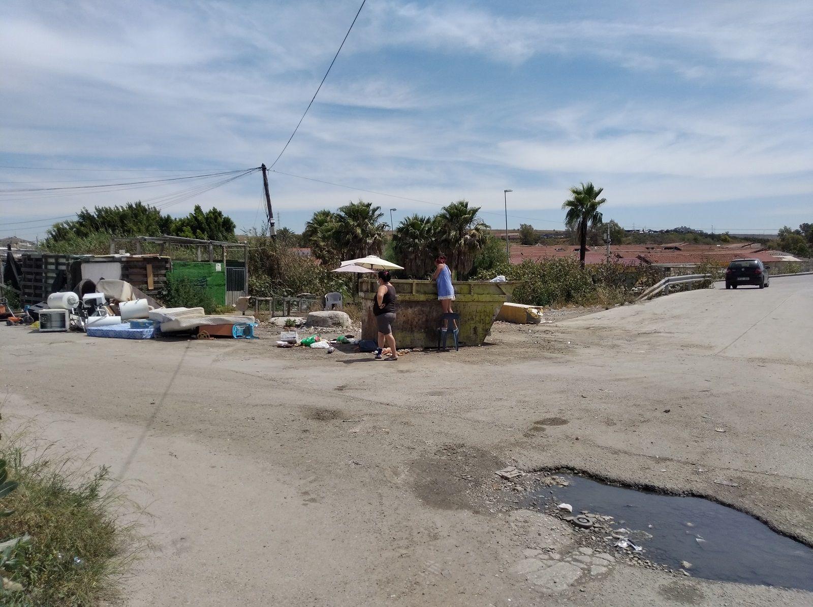 Visita a Los Asperones