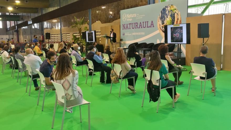 Natura Málaga cierra su edición de 2021 con una asistencia de más de 5.000 visitantes
