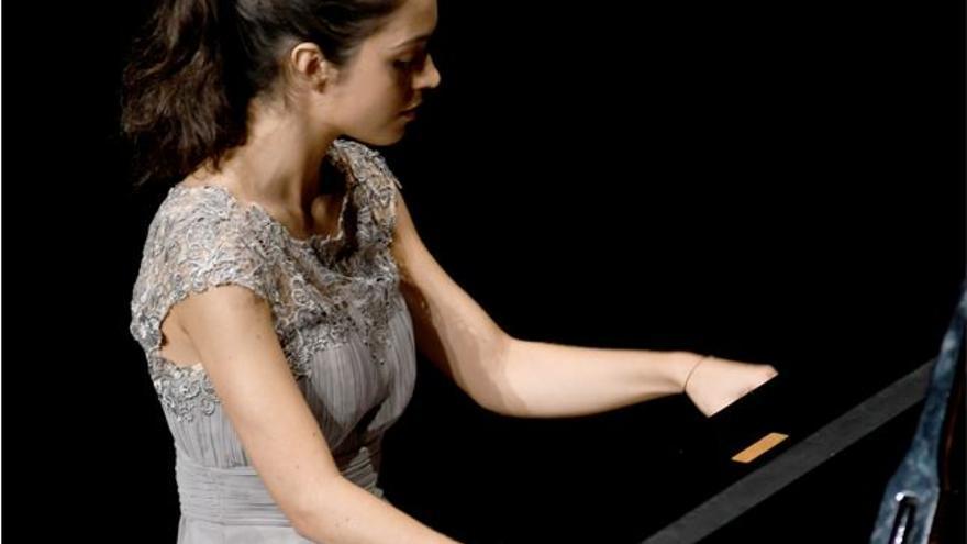 «Tocar el piano és com un esport, és cada dia, té aquest punt de sacrifici»