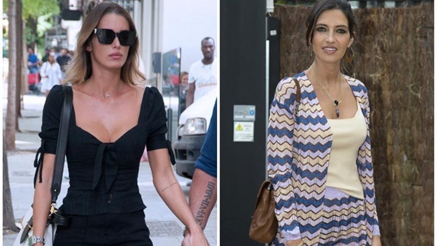 Sara Carbonero y la novia de Kiko Matamoros, con el mismo vestido de 250 euros: ¿Con cuál te quedas?