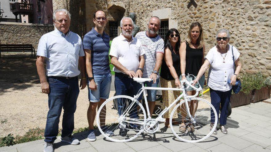 Familiars de víctimes d'accidents mortals de bicicleta denuncien la «impunitat» dels autors