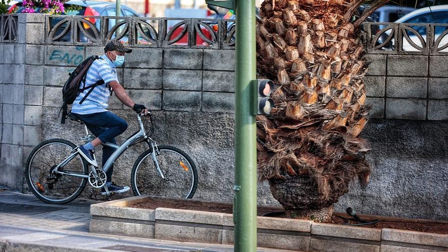 La incidencia acumulada en Canarias, la más baja de los últimos cinco meses
