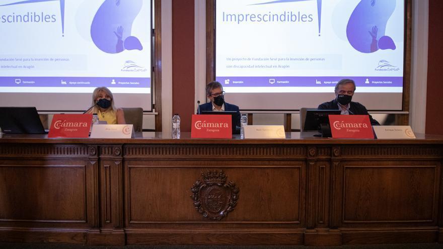 """La Fundación Sesé presenta """"Imprescindibles"""", un proyecto para mejorar la integración laboral de las personas discapacitadas"""