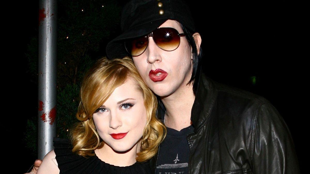 Marilyn Manson, acusado de abusos sexuales por Evan Rachel Wood y otras cuatro mujeres