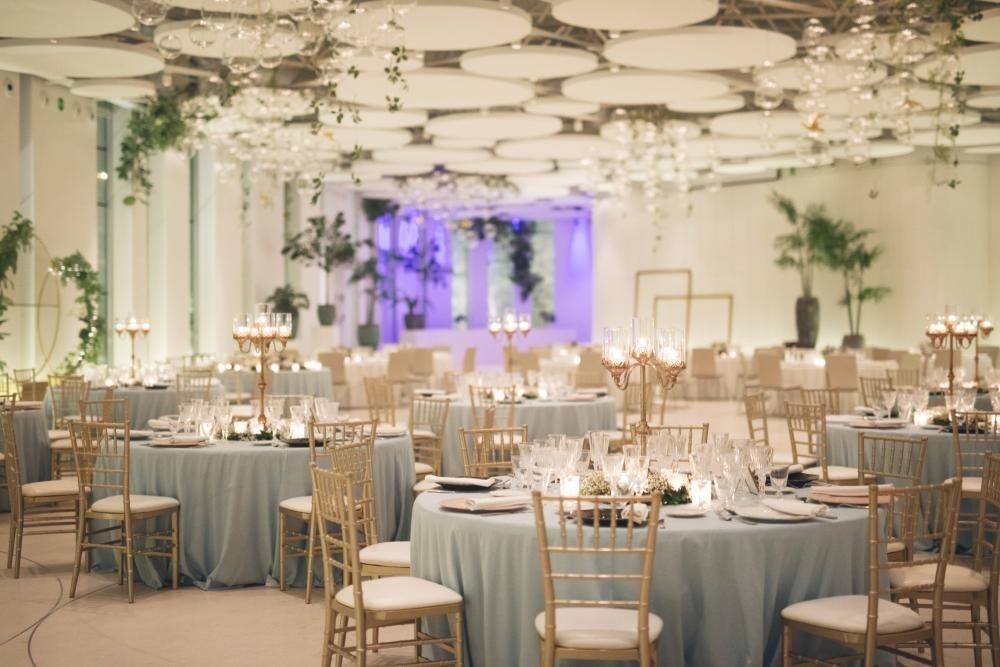 Quique Dacosta presenta su espacio para bodas y eventos