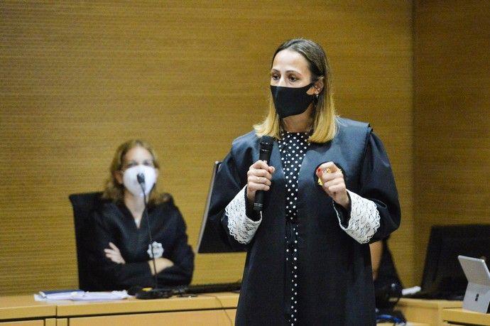 Jornada del viernes del juicio por la muerte de Yurena López