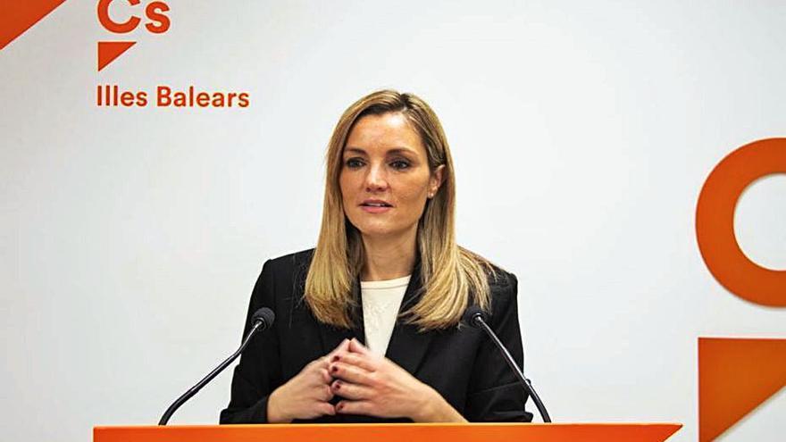 Arrimadas paraliza un motín en Cs-Balears con el intento de relevar a la líder Patricia Guasp