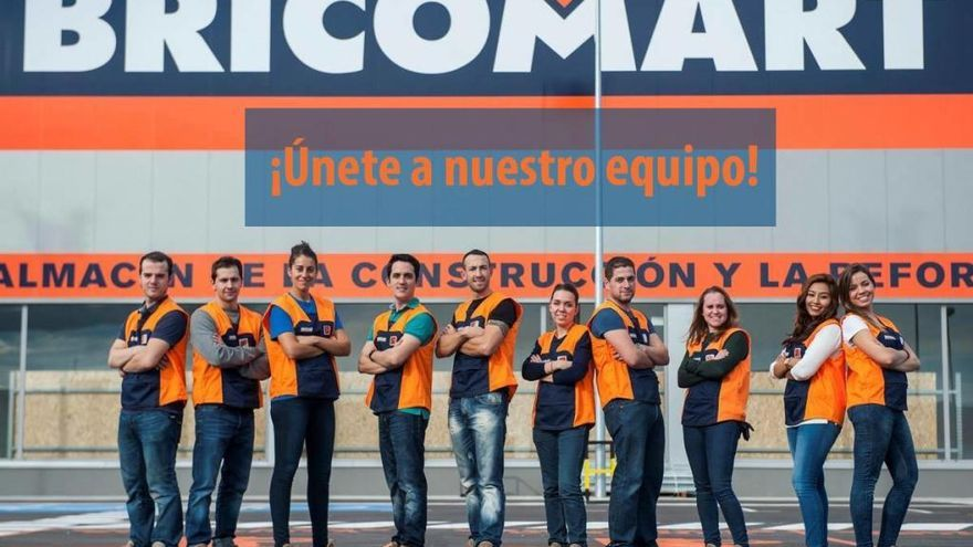 Bricomart busca a 80 personas para trabajar en su nuevo almacén de Murcia