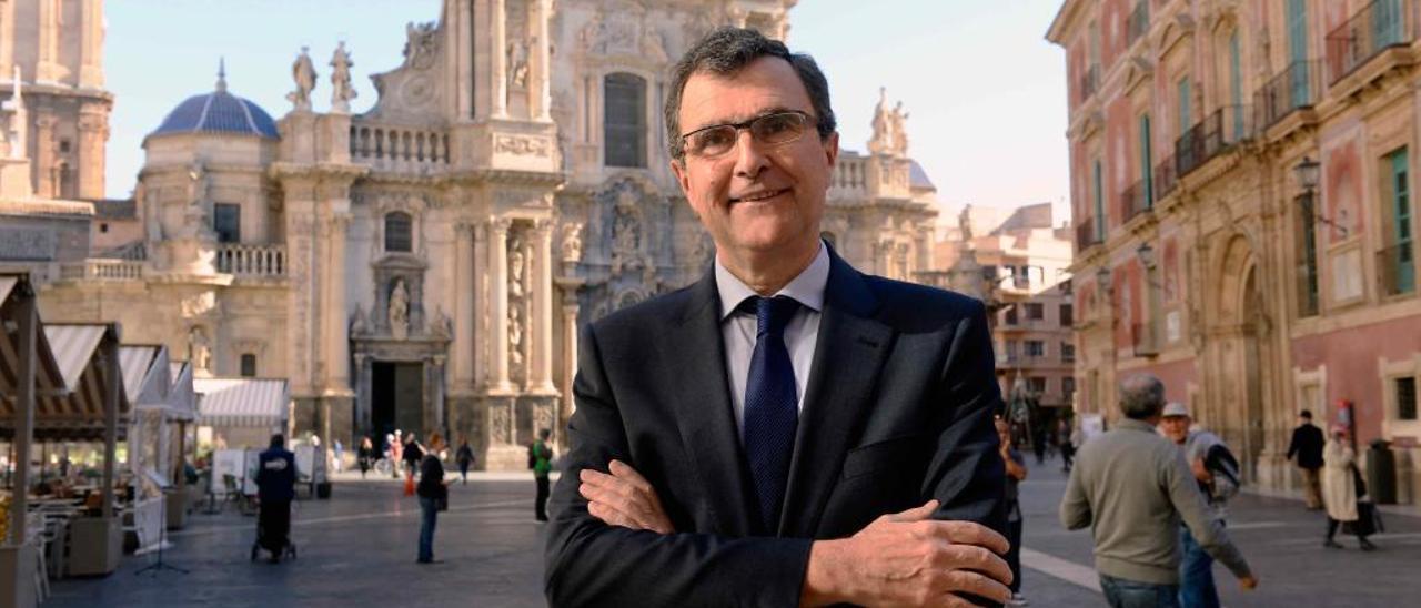 «Murcia tiene una larga historia y un sólido proyecto de futuro»