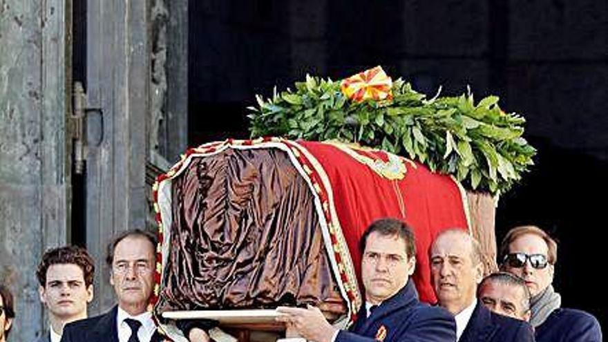 El Supremo tumba todos los recursos pendientes contra la exhumación de Franco