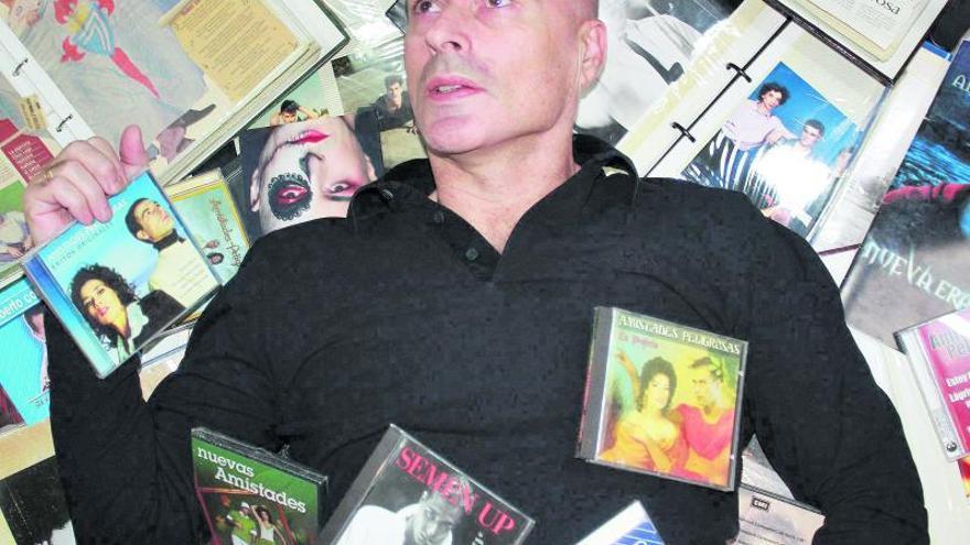 """Alberto Comesaña: """"Mi epitafio: fui un gran  compositor de canciones eróticas"""""""