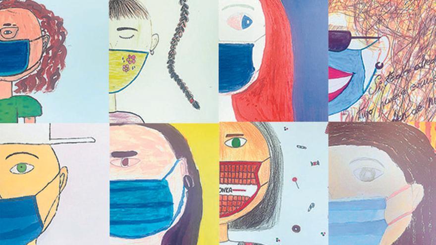 'Enmascarats', la crisis sanitaria desde la óptica de los menores