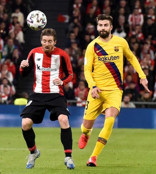 Quarts de la Copa del Rei: Athletic-Barça
