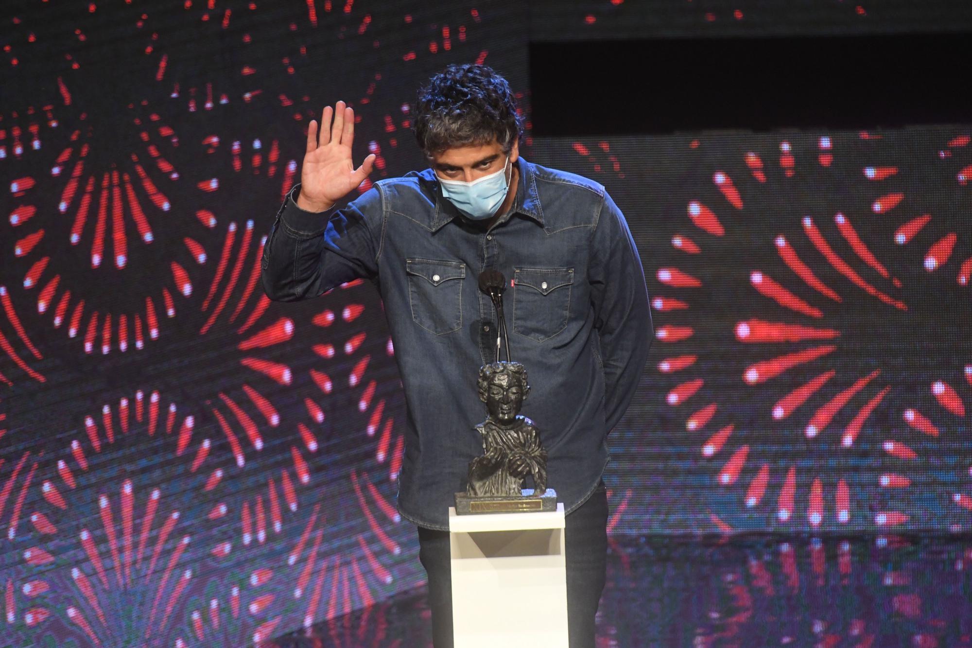 Ons triunfa en los Mestre Mateo con nueve premios