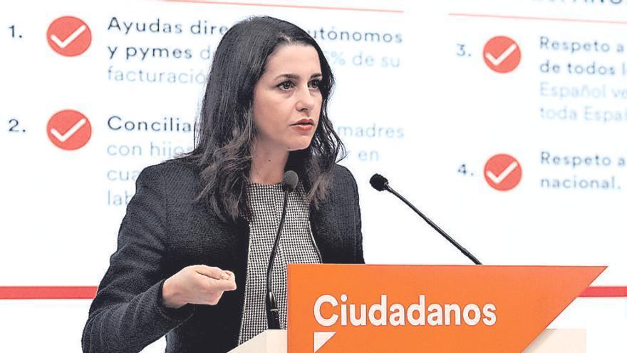 """Ciudadanos luchará """"hasta el final"""" contra la ley Celaá"""