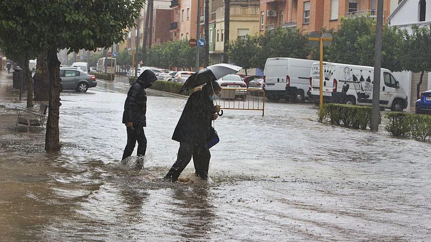 Sueca registra en noviembre el mayor volumen de lluvia de los últimos 105 años