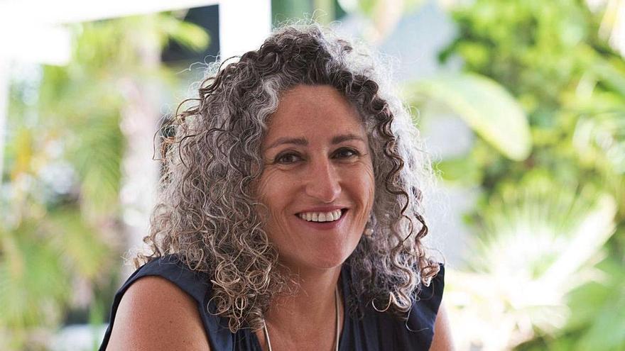 """Verónica Juan, presidenta de la patronal de restaurantes de Ibiza: """"¡Estamos en agosto! ¿Ahora llegan las ayudas?"""""""