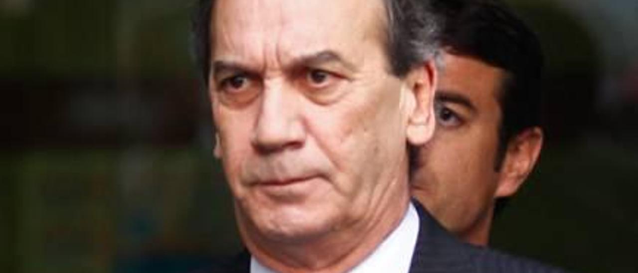 Ginés Pérez, exconsejero de la CAM