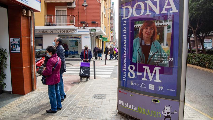 L'Horta recibe la mitad de fondos contra la violencia de género al cambiar el reparto